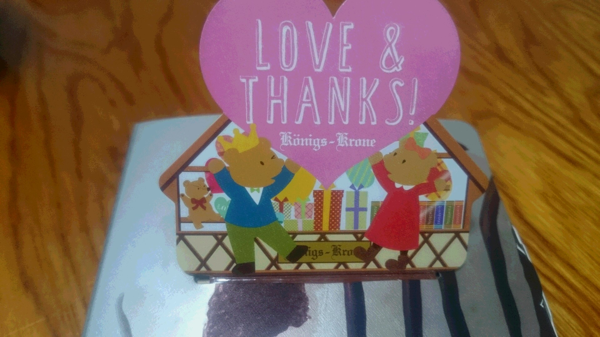 LOVE&THANKS !