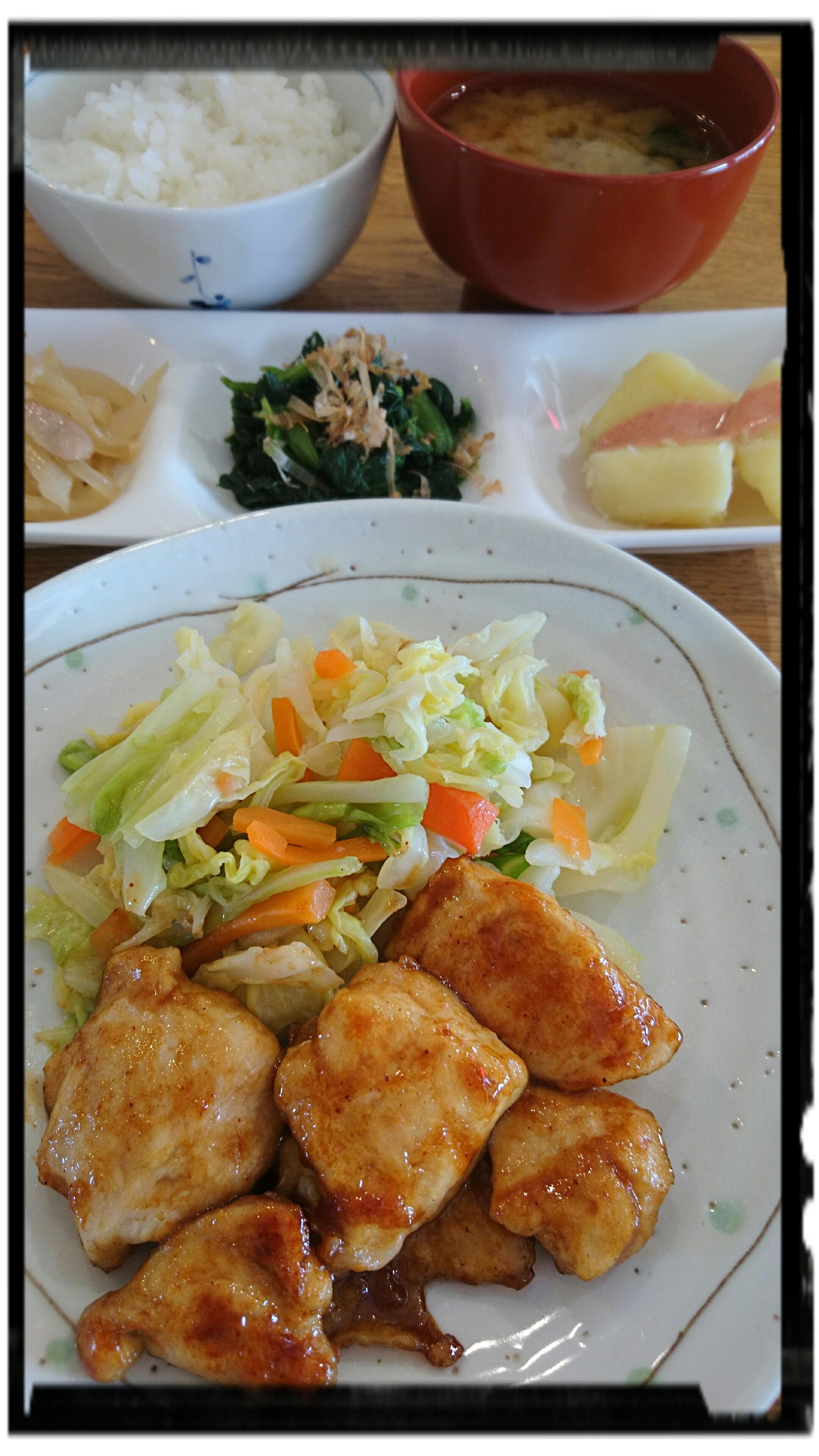 はりま鶏の甜麺醤焼き